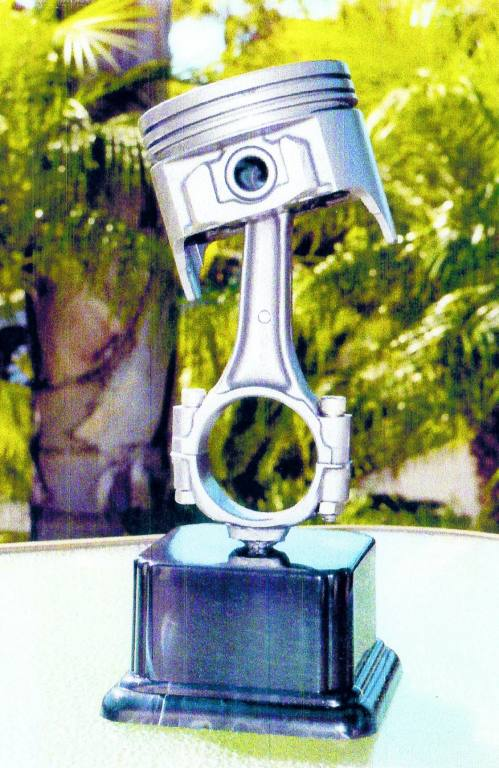 Wwwsandstrophiesbiz Car Show Trophies - Piston car show trophies